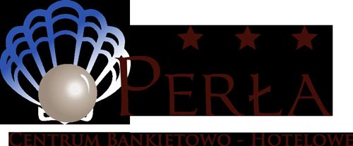 Logo hotelu perła